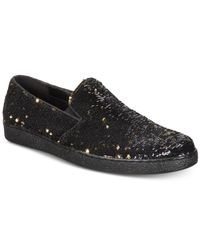 INC International Concepts - Metallic Flash Sequin Slip-ons, Created For Macy's - Lyst