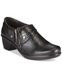 Easy Street - Black Darcy Shooties - Lyst