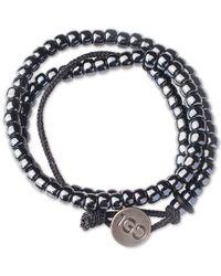 100 Good Deeds - Black Grigio Bracelet - Lyst