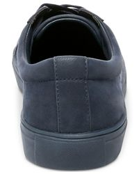 Steve Madden - Blue Men's Bionic Sneakers for Men - Lyst