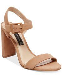 6f0846699383 Lyst - Steven by Steve Madden Women s Eisla Ankle-strap Sandals in ...