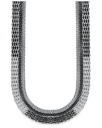 INC International Concepts | Metallic Necklace, Multi-chain Necklace | Lyst