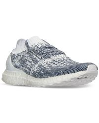 dab7a2467 Lyst - Adidas Ultra Boost Uncaged Running Sneakers From Finish Line ...