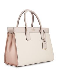 Kate Spade - Natural Cameron Street Candace Satchel - Lyst