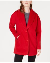 Maison Jules - Red Shawl-collar Jacket, Created For Macy's - Lyst