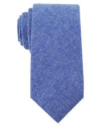 Original Penguin | Blue Original Lolita Solid Skinny Tie for Men | Lyst