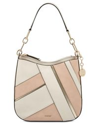 Nine West - Natural Avinne Small Hobo - Lyst
