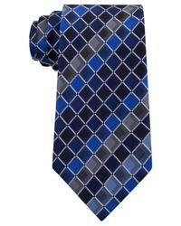 Geoffrey Beene - Blue Ageless Box Tie for Men - Lyst