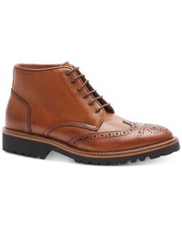 Kenneth Cole - Brown Men's Design 10805 Boots for Men - Lyst