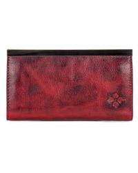 Patricia Nash - Distressed Red Cauchy Wallet - Lyst