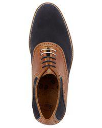 G.H. Bass & Co. - Multicolor Men's Noah Saddle Shoes for Men - Lyst