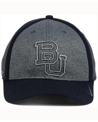 Nike Multicolor Baylor Bears Heather Stretch Fit Cap for men