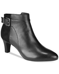 Alfani - Black Women's Viollet Ankle Booties - Lyst
