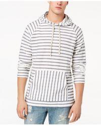 American Rag - Multicolor Men's Striped Hoodie for Men - Lyst