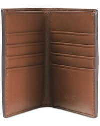 Michael Kors - Brown Men's Bryant Cavallo Leather Rfid Billfold for Men - Lyst