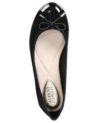 Alfani - Black Women's Aleaa Ballet Flats - Lyst