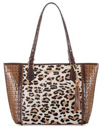 Brahmin - Multicolor Medium Asher Amber Tote - Lyst