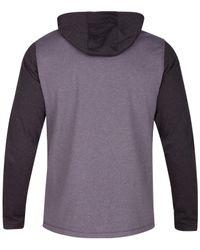 Hurley - Black Men's 999 Fleece Hoodie for Men - Lyst
