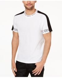 INC International Concepts - White Printed T-shirt, Created For Macy's for Men - Lyst