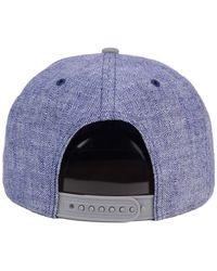 47 Brand - Blue Georgetown Hoyas Weaver Snapback Cap for Men - Lyst