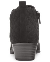 Style & Co. - Black . Wessley Casual Booties, Only At Macy's - Lyst