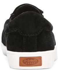Dr. Scholls - Black Madi Tassel Sneakers - Lyst