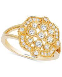 Le Vian - Metallic Diamond Ring (1/2 Ct. T.w.) In 14k Gold - Lyst