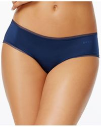 DKNY - Blue Litewear Low-rise Hipster Dk5003 - Lyst