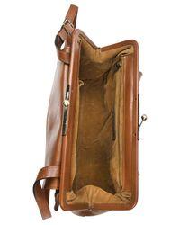 Patricia Nash - Brown Marbella Medium Frame Bag - Lyst