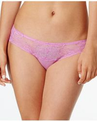 Wacoal - Purple So Sophisticated Hipster 845287 - Lyst