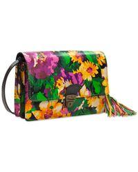Patricia Nash - Multicolor Summer Bloom Lanza Small Crossbody Organizer - Lyst