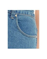 Charter Club - Blue Plus Size Tummy-control Straight-leg Jeans, Saturated Black Wash - Lyst