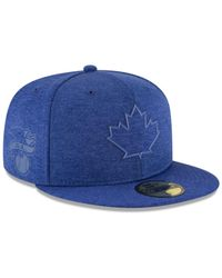 big sale 24e0b e9a21 Men s Toronto Blue Jays Clubhouse 59fifty Fitted Cap