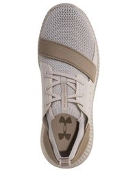 Under Armour Gray Women's Moda Run Casual Sneakers From Finish Line