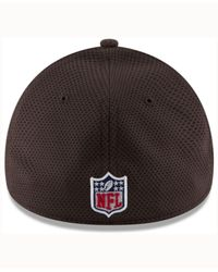KTZ Brown On-field Color Rush 39thirty Cap for men