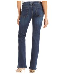 Kut From The Kloth - Blue Natalie Petite Bootcut Jeans, Created For Macy's - Lyst