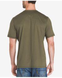 G.H. Bass & Co. - Green Men's Explorer Performance T-shirt for Men - Lyst