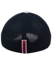 finest selection a8a61 66ac9 Lyst - KTZ Cleveland Indians Pop Reflective 39thirty Cap in Blue for Men
