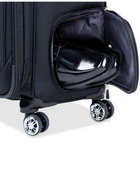 "Delsey - Black Helium Breeze 5.0 21"" Carry On Spinner Suitcase for Men - Lyst"
