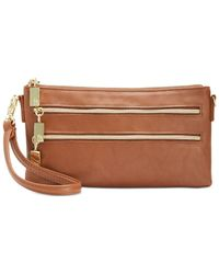 Style & Co. - Brown Mini Crossbody - Lyst