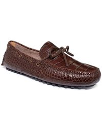 Cole Haan - Brown Grant Canoe Camp Moc Shoes for Men - Lyst