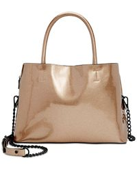 Steve Madden - Multicolor Porsha Car Paint Large Satchel - Lyst