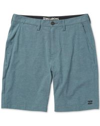 Billabong | Blue Crossfire X Submersibles Shorts for Men | Lyst