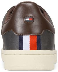 Tommy Hilfiger - Gray Men's Lyor Lace-up Sneakers for Men - Lyst