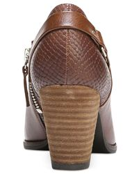 Dr. Scholls - Brown Disperse Shooties - Lyst