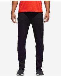 Adidas - Black 4.zero Training Pants for Men - Lyst