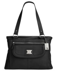 Style & Co. - Black Yassimen Satchel - Lyst