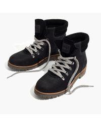 Madewell - Black X G.h. Bass® & Co. Nadine Boots - Lyst