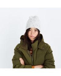 Madewell - Multicolor Donegal Kent Beanie - Lyst