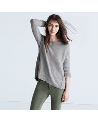 Madewell - Multicolor Riverside Texture Sweater - Lyst